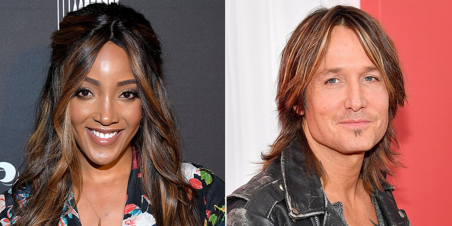 Keith Urban Says Co-Hosting 2021 ACM Awards with Mickey Guyton Is 'So Natural' — We 'Hit It Off'