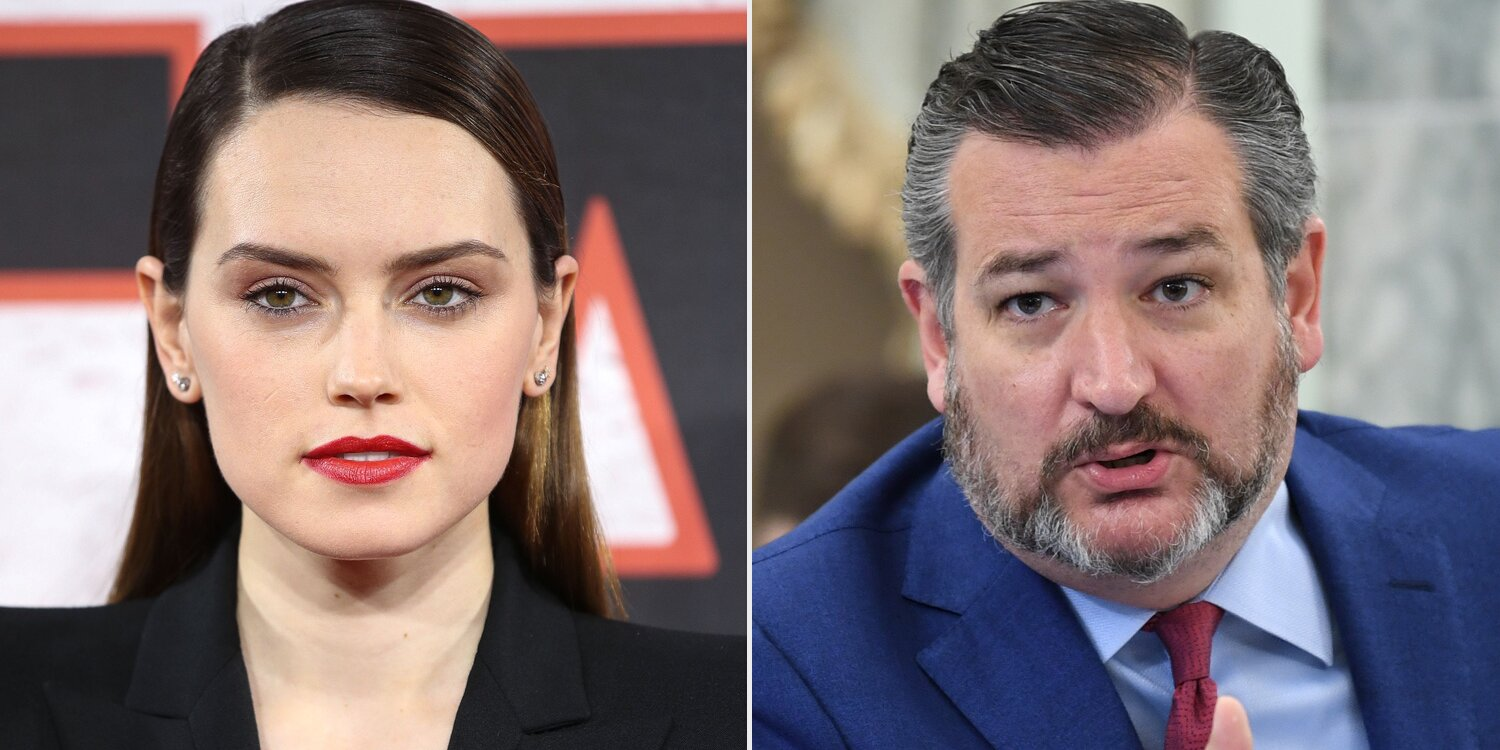 Daisy Ridley Says She Got Praise for Clapping Back at Ted Cruz Over Star Wars Insult.jpg