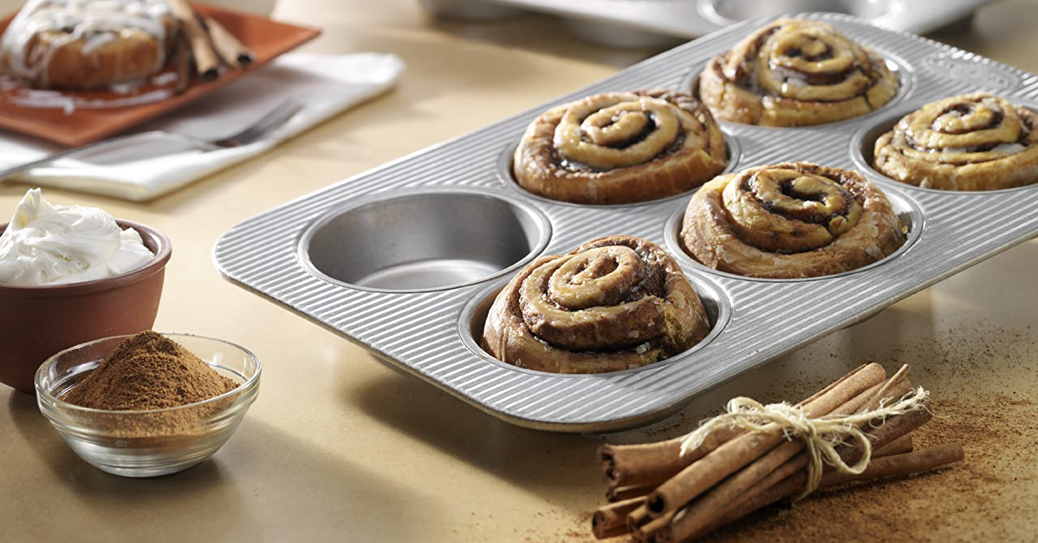 Amazon Prime Day Has Tons of Discounts on Bakeware — Including Pans, Baking Mats, and More