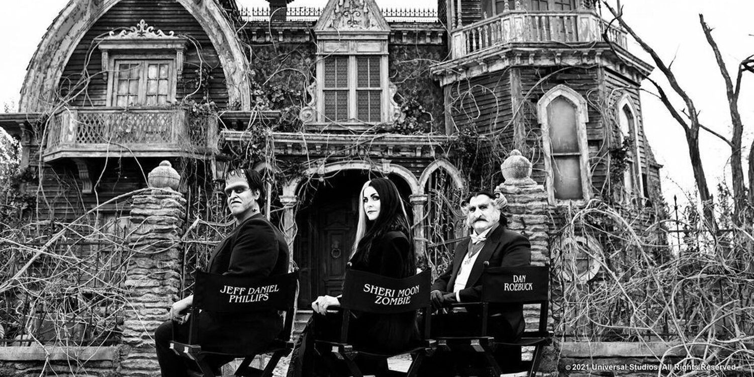 Rob Zombie Shares First Look at The Munsters Remake: 'Newly Completed 1313 Mockingbird Lane'