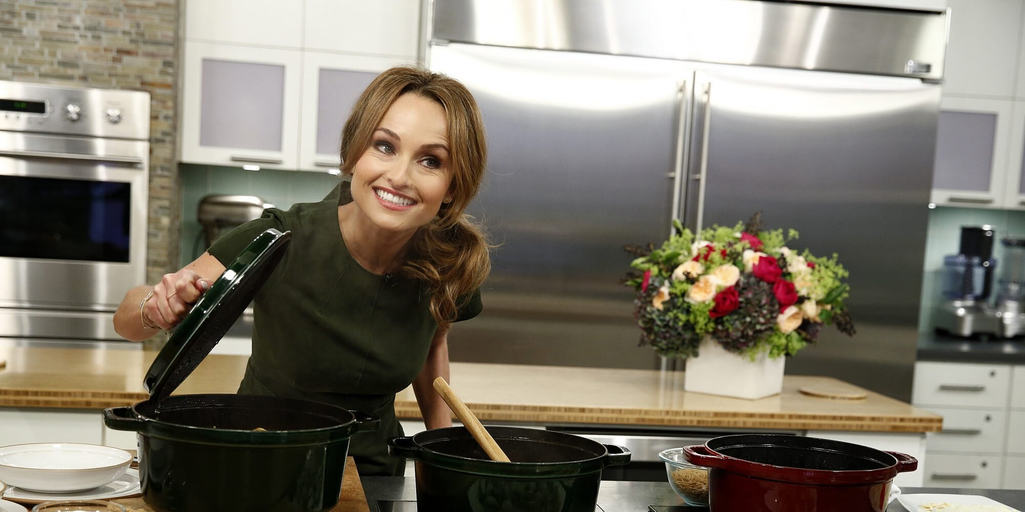 Giada De Laurentiis' Simple Trick for Flavorful Pork Chops is All About the Sauce