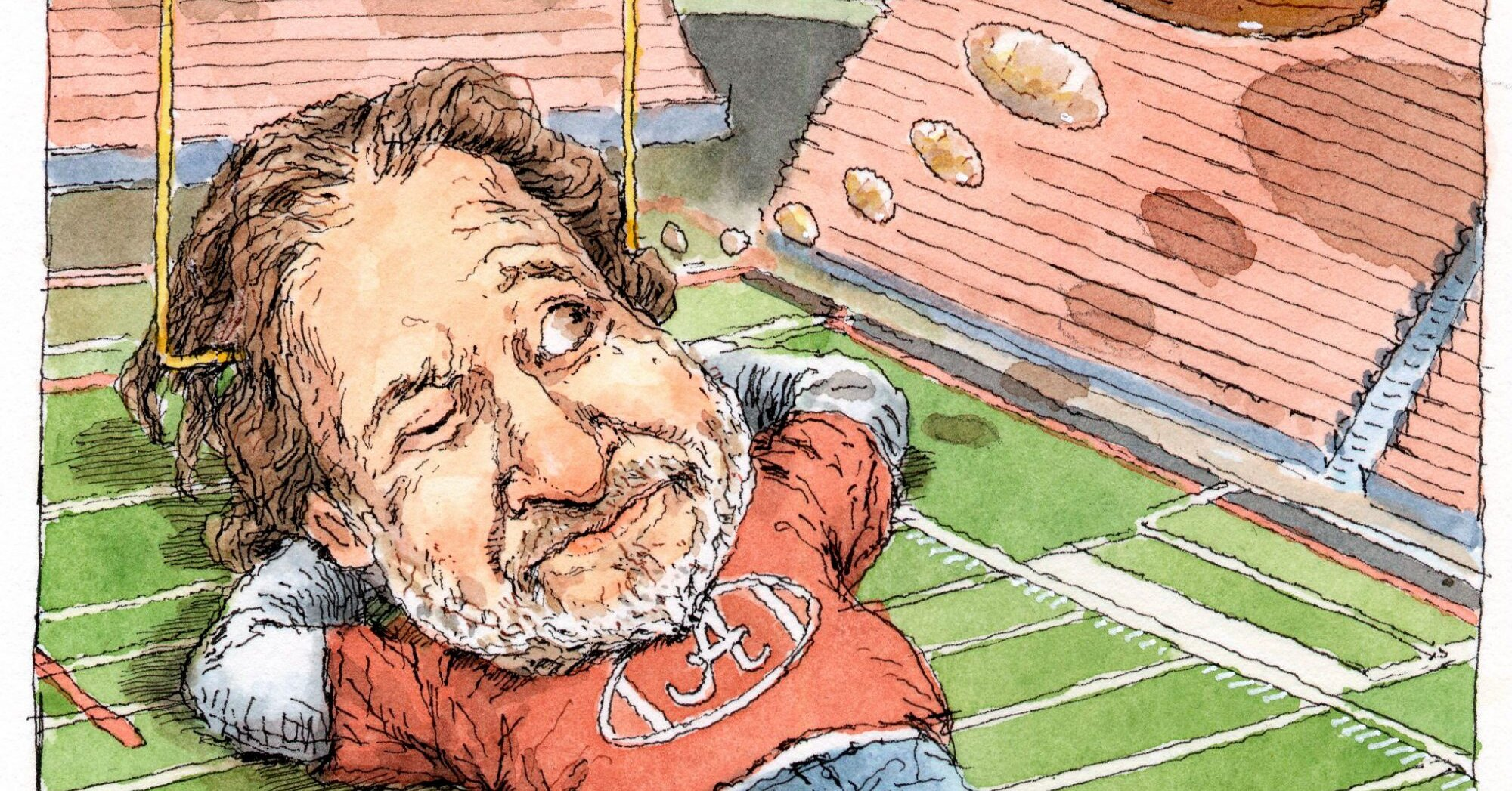 Rick Bragg on Fall Without Football in the South