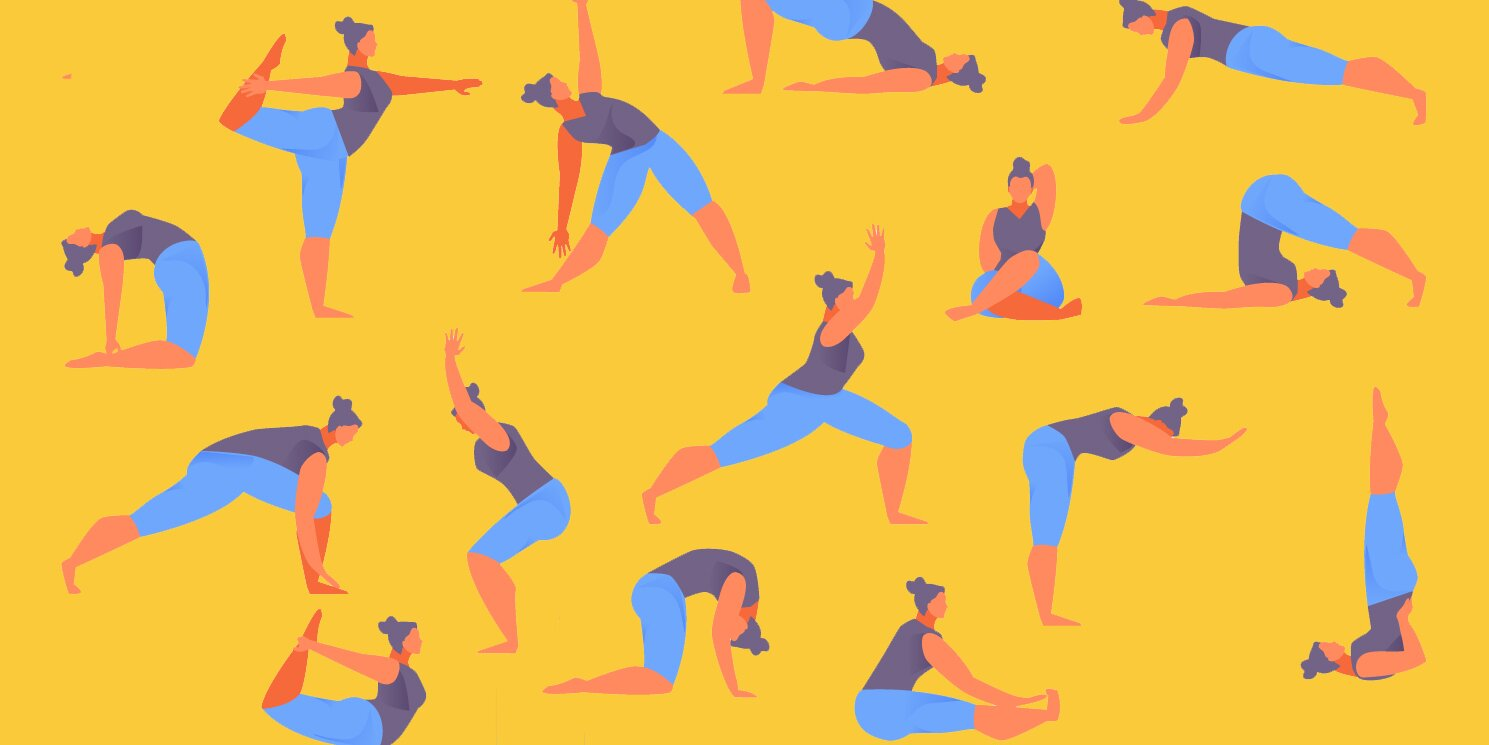 50 Ways to Practice Free Yoga   Real Simple