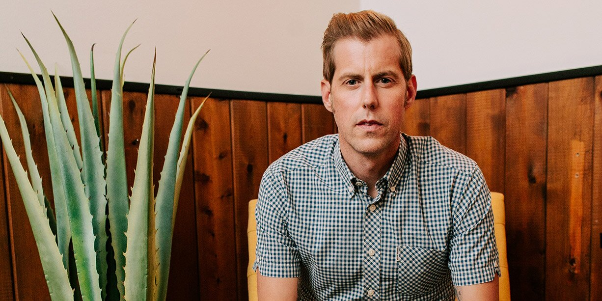 Andrew McMahon Stares Down His Demons in New Memoir Three Pianos — and Finally Makes Peace