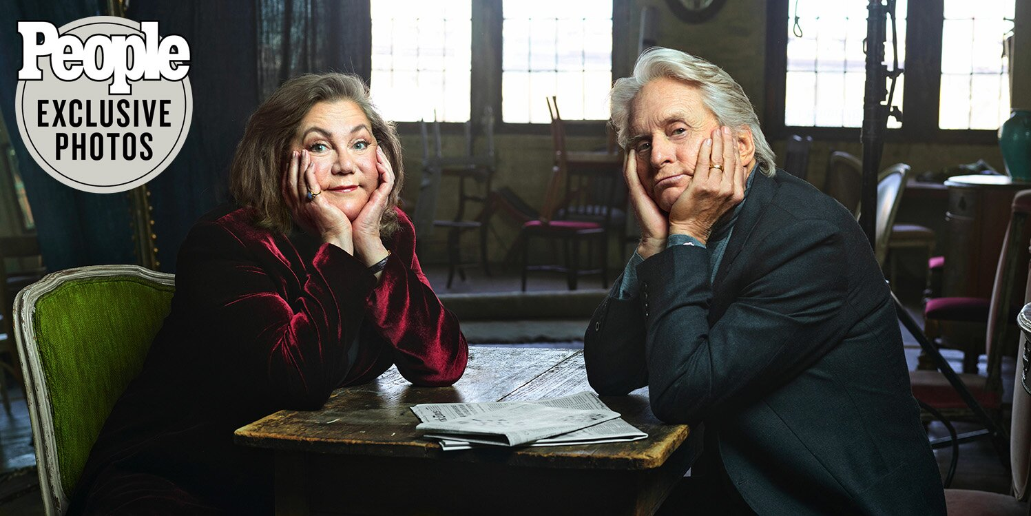 Kathleen Turner on Offscreen Chemistry with Michael Douglas While Shooting Romancing the Stone: 'I Was Yearning, Babe'