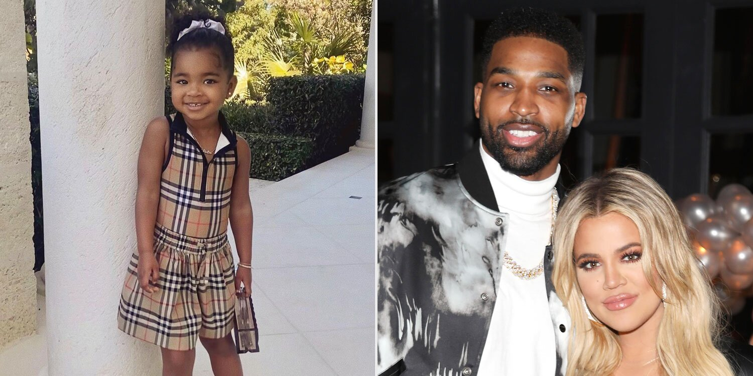 Khloé Kardashian Jokes She 'Accepted the Fact That' Daughter True Looks More Like Tristan Thompson