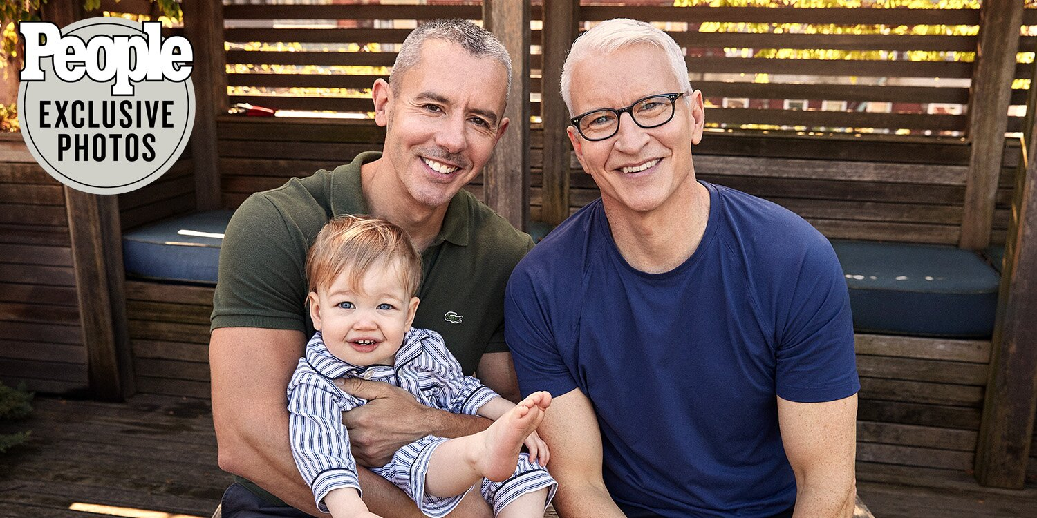 Anderson Cooper Opens Up About Co-Parenting Son Wyatt with Ex Benjamin Maisani: 'We Get Along Great'.jpg