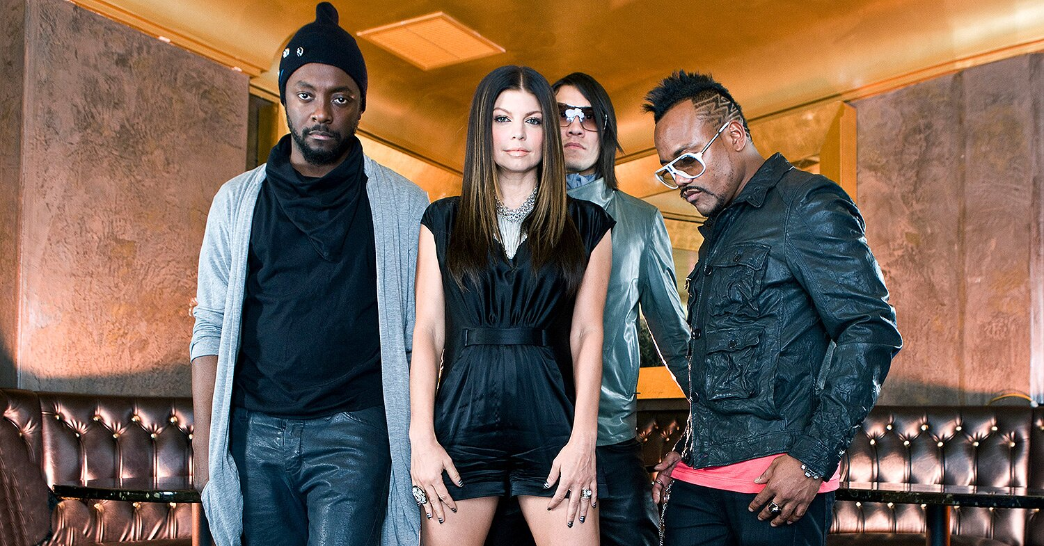 Swrv Goes Naked With The Black Eyed Peas