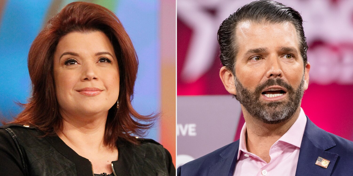 The View's Ana Navarro Fires Back at Donald Trump Jr. After His Obesity Dig: 'Dimwit with No Skill'