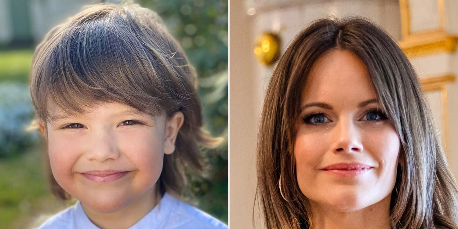 Prince Alexander of Sweden Is Mom Princess Sofia's Mini-Me in New Birthday Portraits