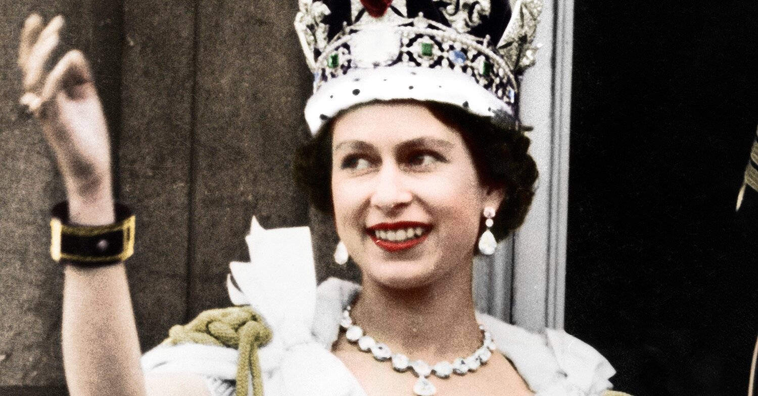 Queen Elizabeth's Coronation Shoes Held a Hidden Style Detail That She Requested!