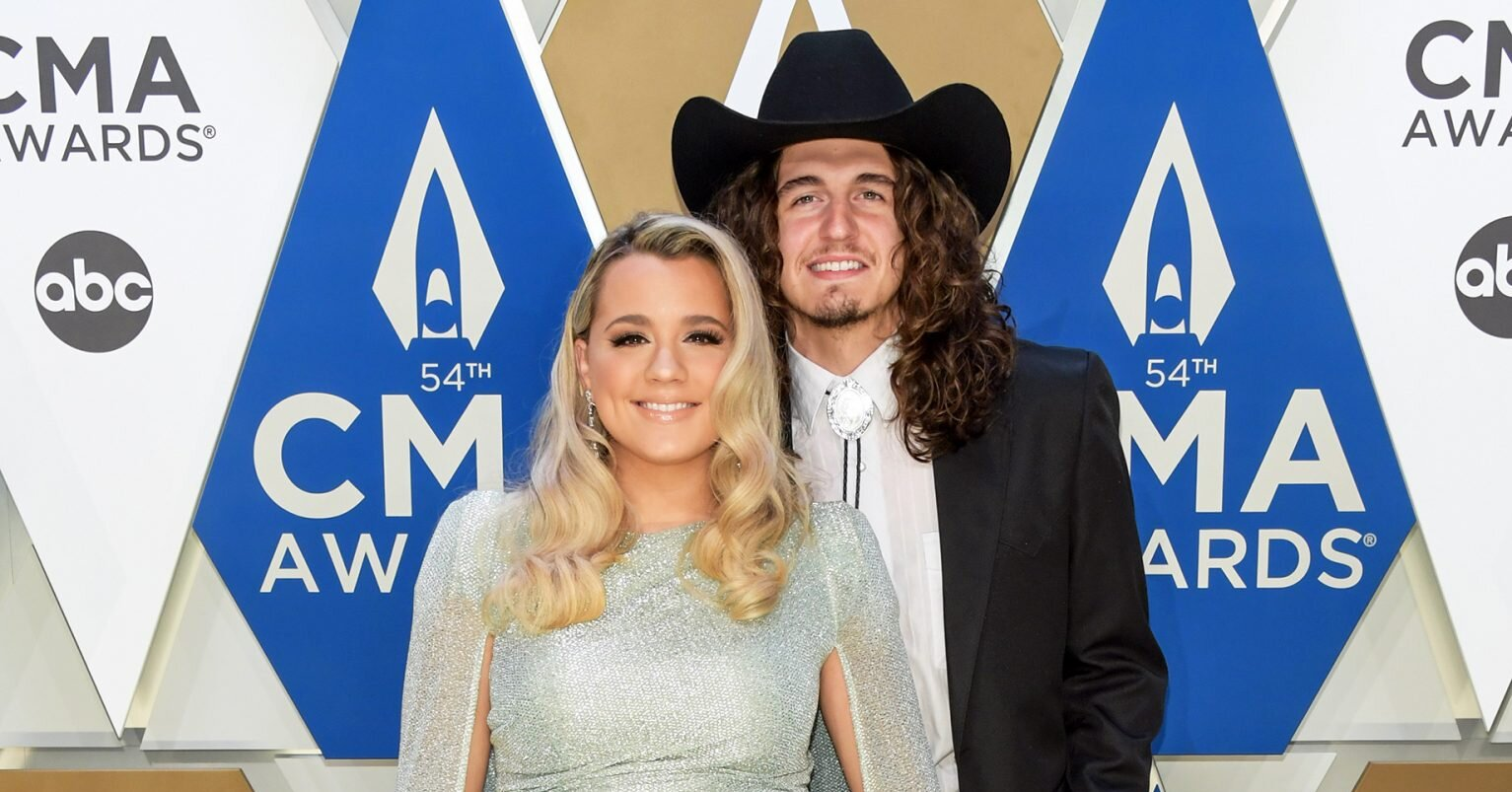 Pregnant Gabby Barrett Says Husband Cade Foehner Rubs Her Feet 'Every Single Night'