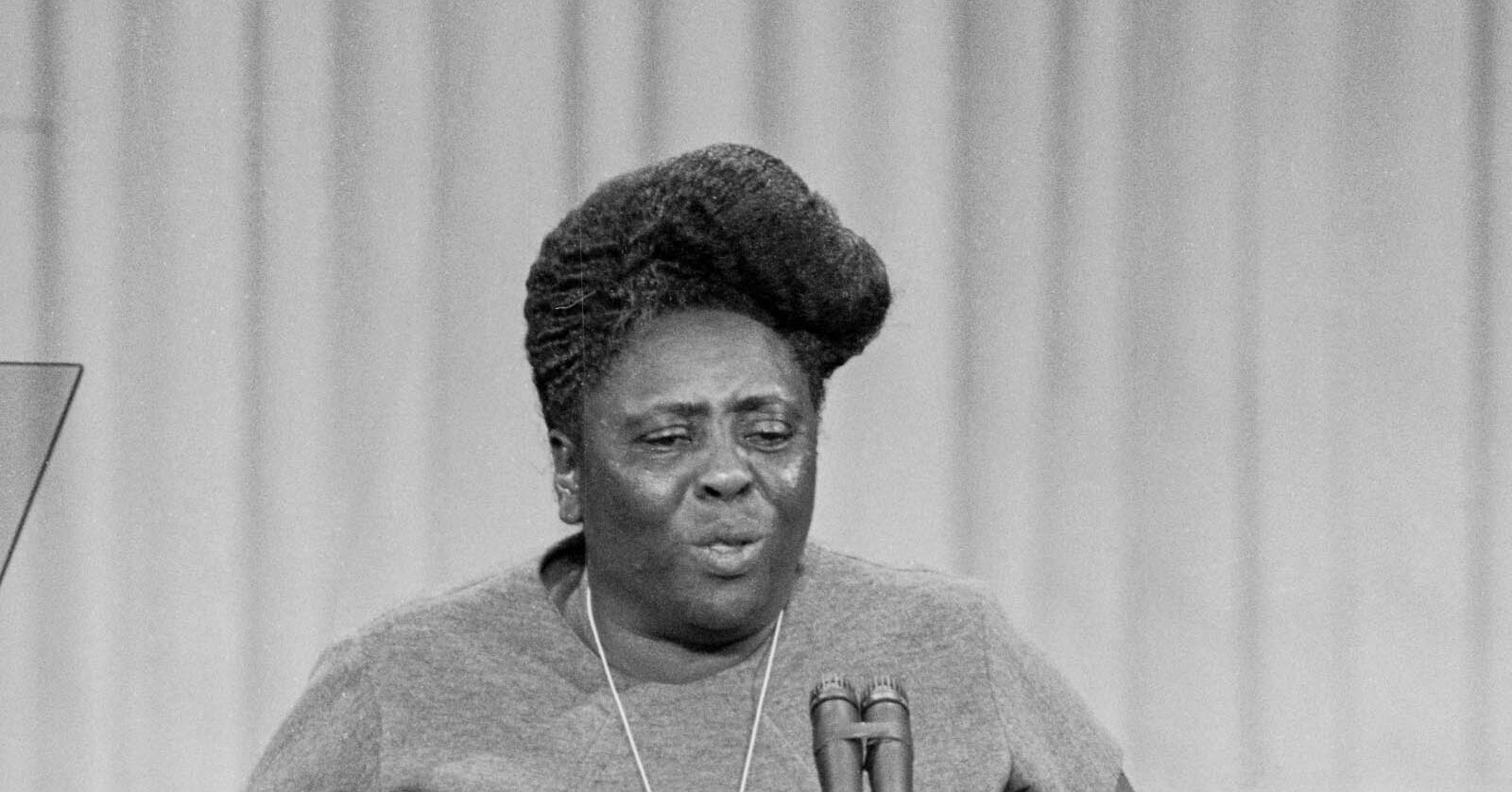 Fannie Lou Hamer's Pioneering Food Activism Is a Model for Today