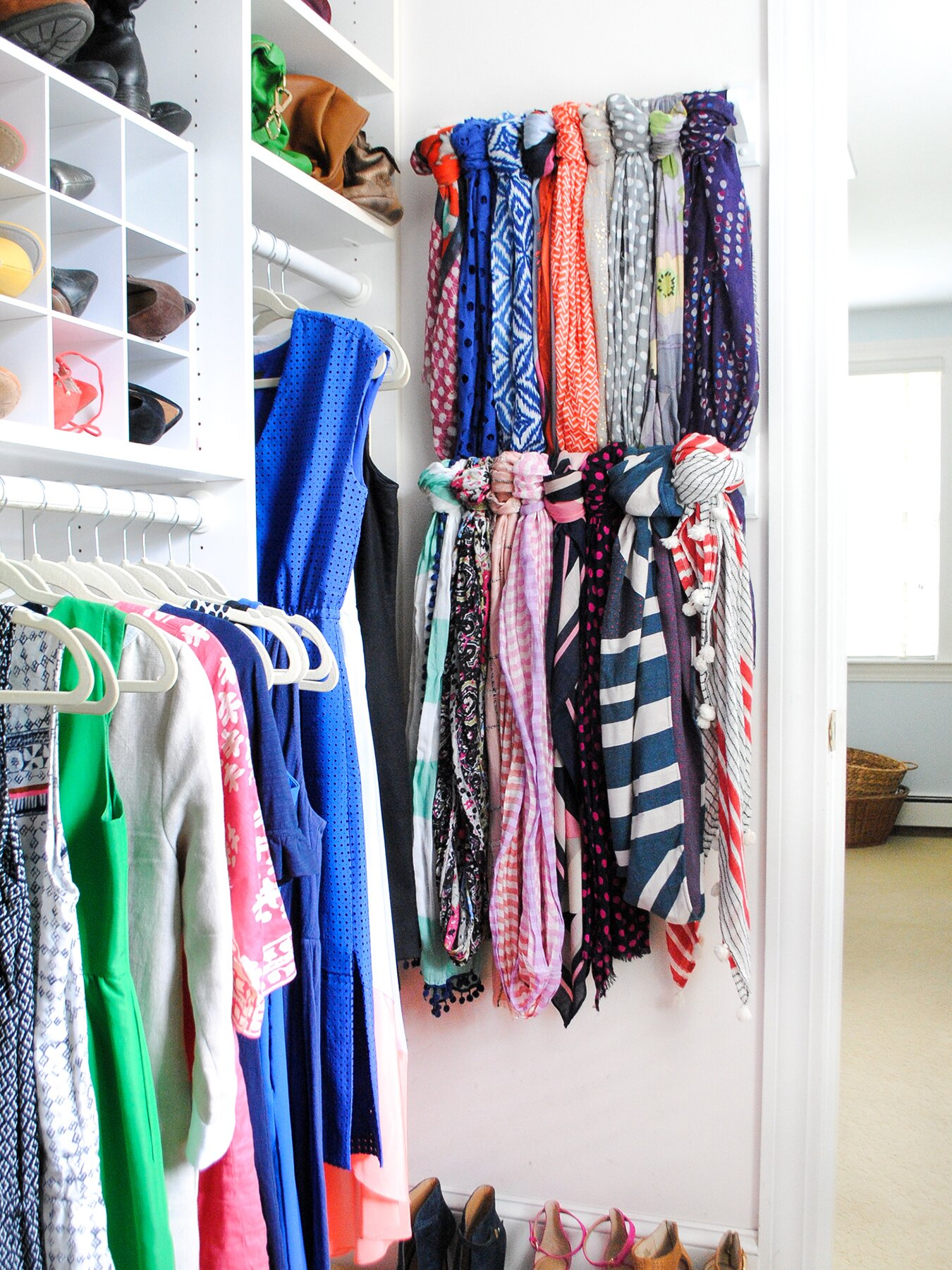 Genius Ways To Double Your Closet E