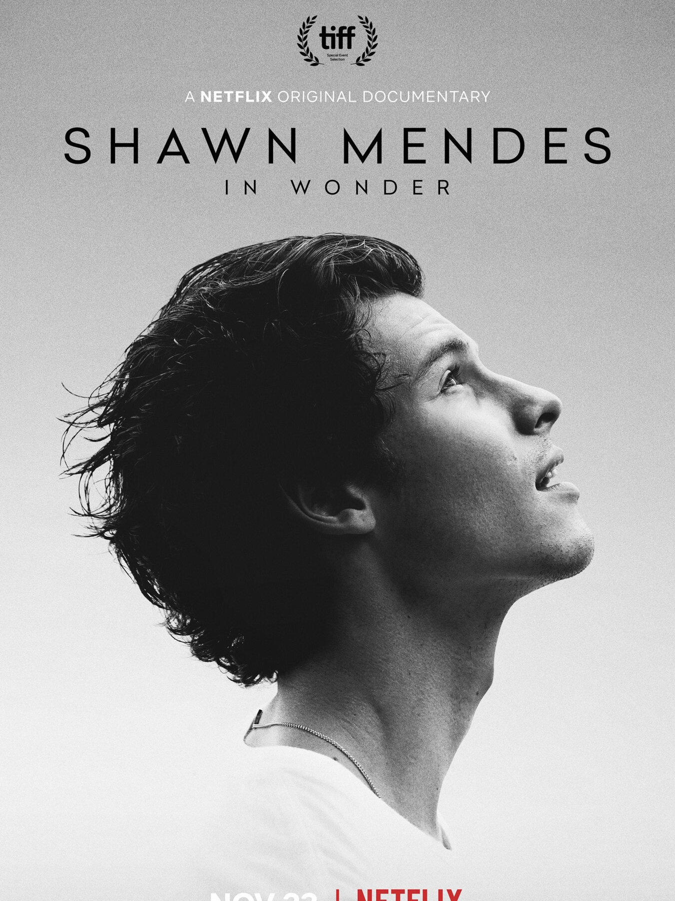 Shawn Mendes documentary In Wonder heads to Netflix