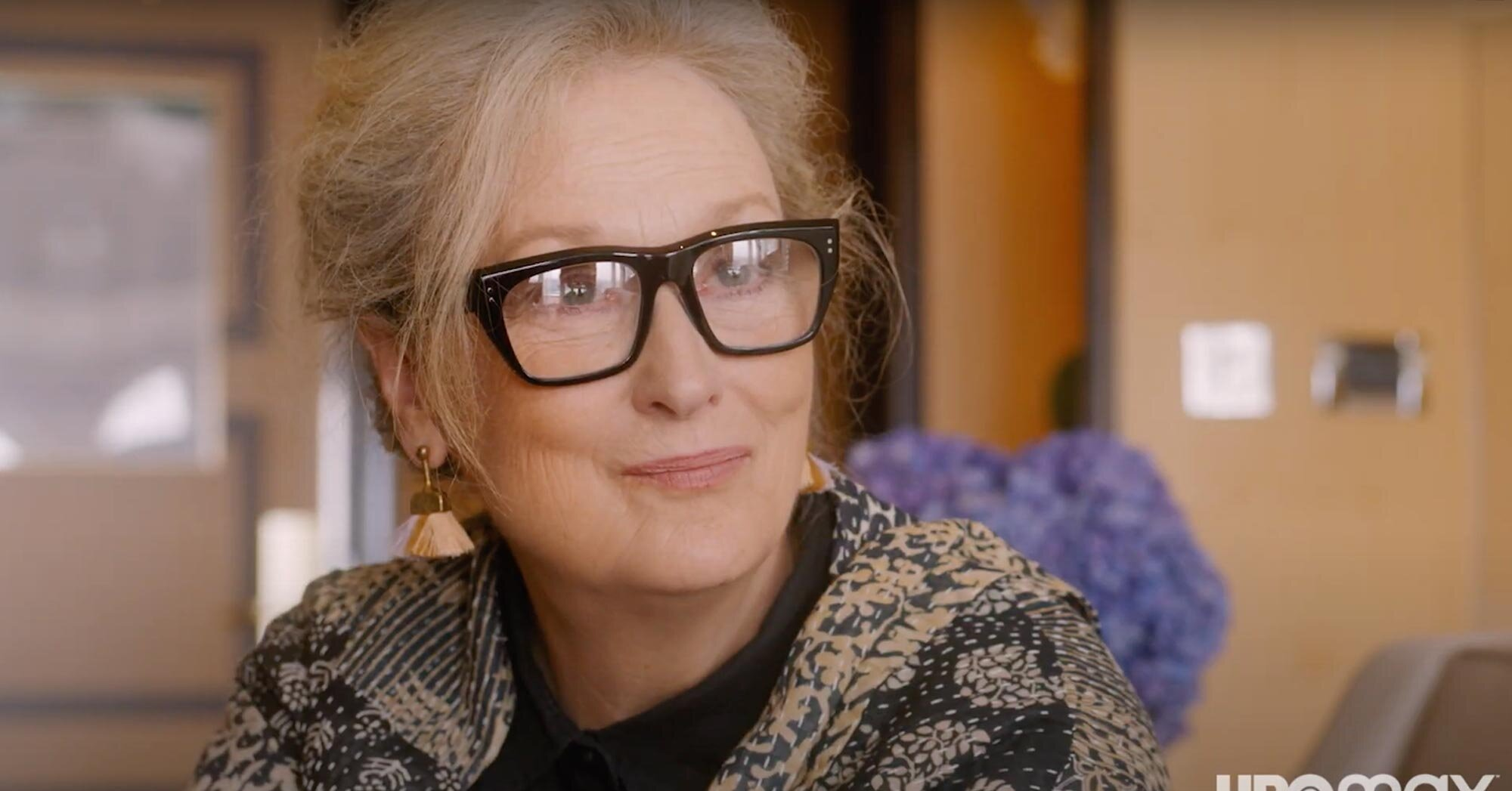 Meryl Streep is the talk of HBO Max in first look at Steven Soderbergh's 'Let Them All Talk'
