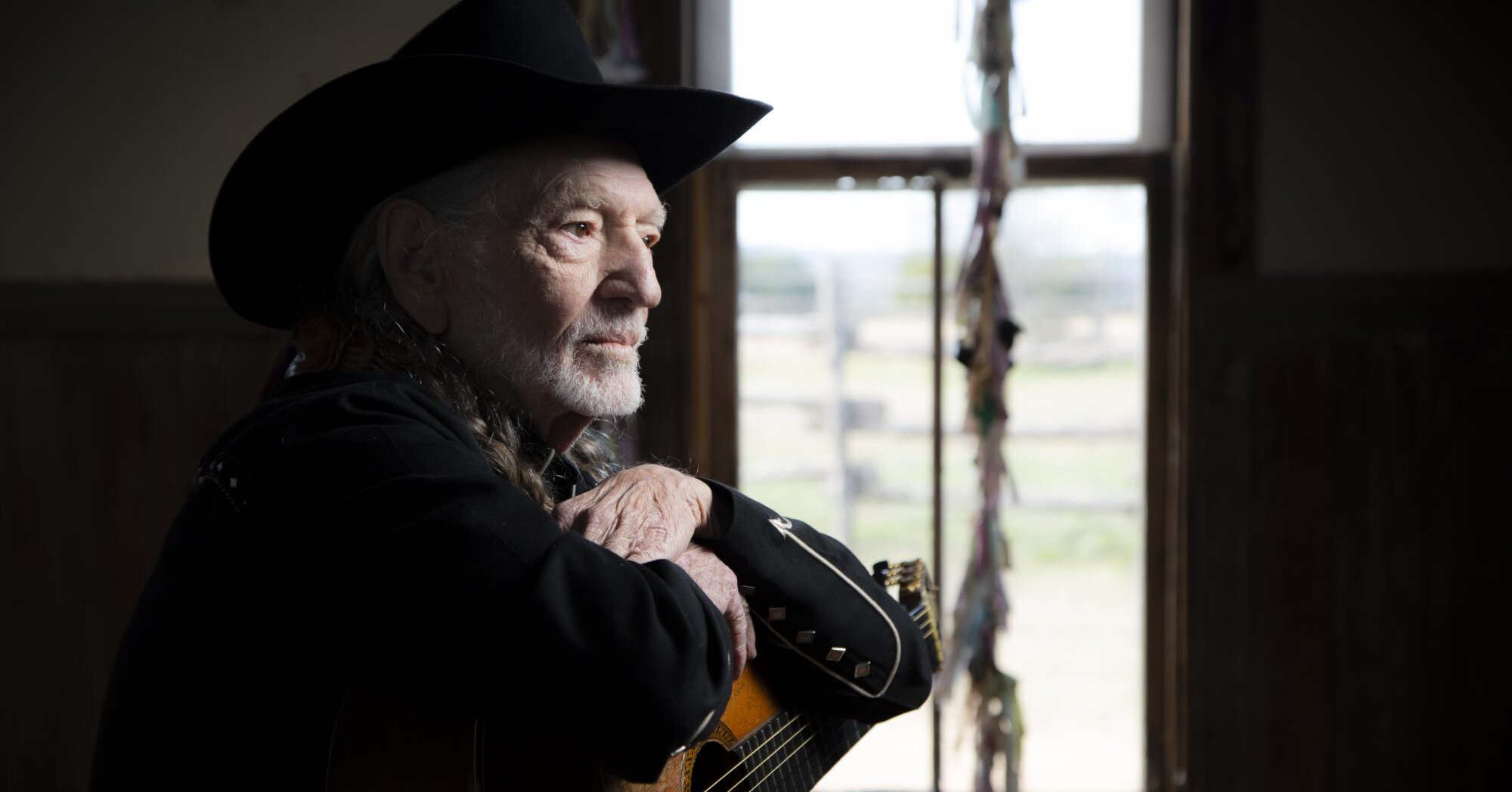 Willie Nelson on Staying Positive and Living His Best Life