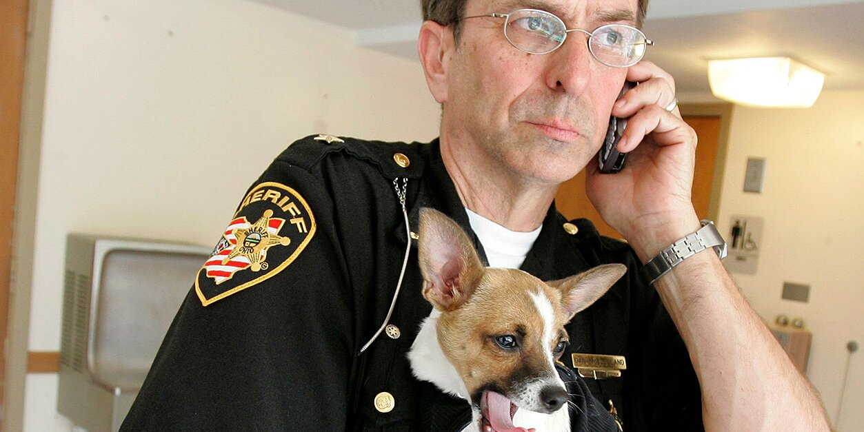 Retired Ohio Sheriff and World Record-Holder K-9 Partner Die Within Hours of Each Other