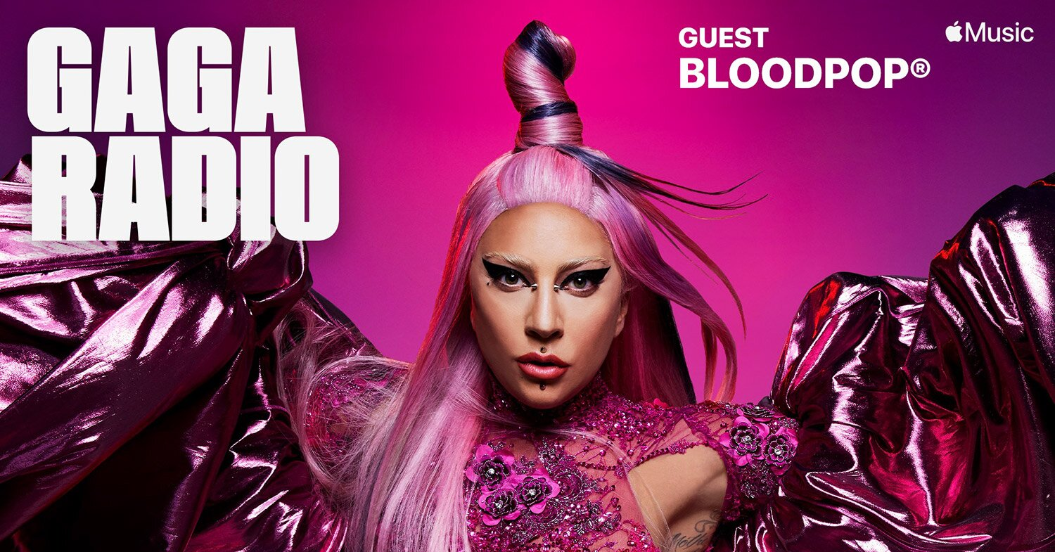 Lady Gaga to host 'Gaga Radio' podcast with 'Chromatica' creators