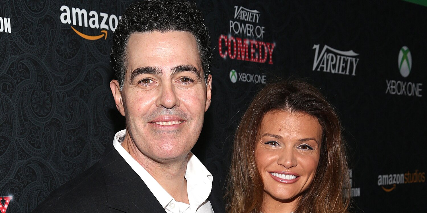 Radio Personality Adam Carolla and Wife Lynette Getting Divorced After Nearly 19 Years of Marriage.jpg