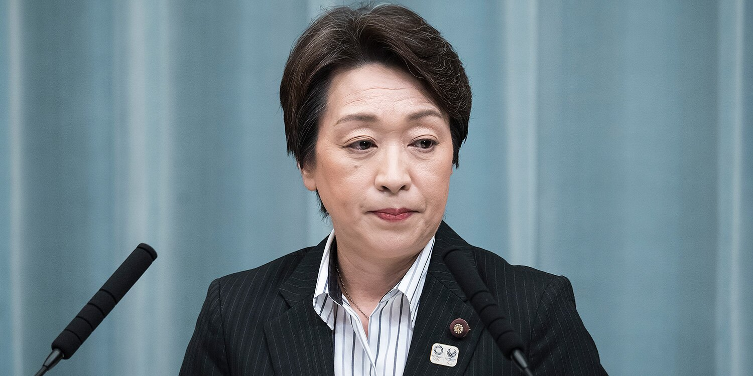 Woman Named Tokyo Olympics President After Former Chief Stepped Down Over Sexist Comments