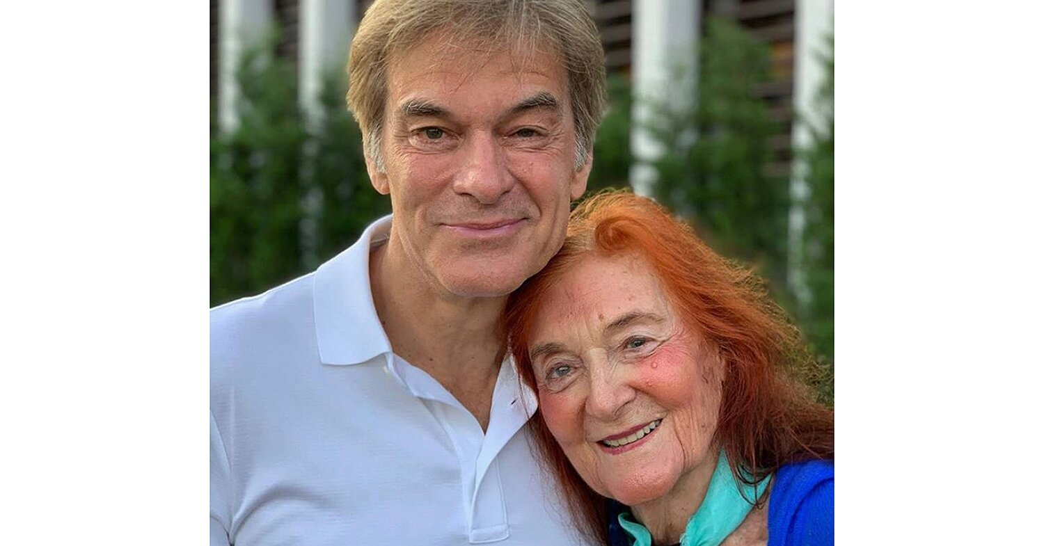 dr oz mother suna