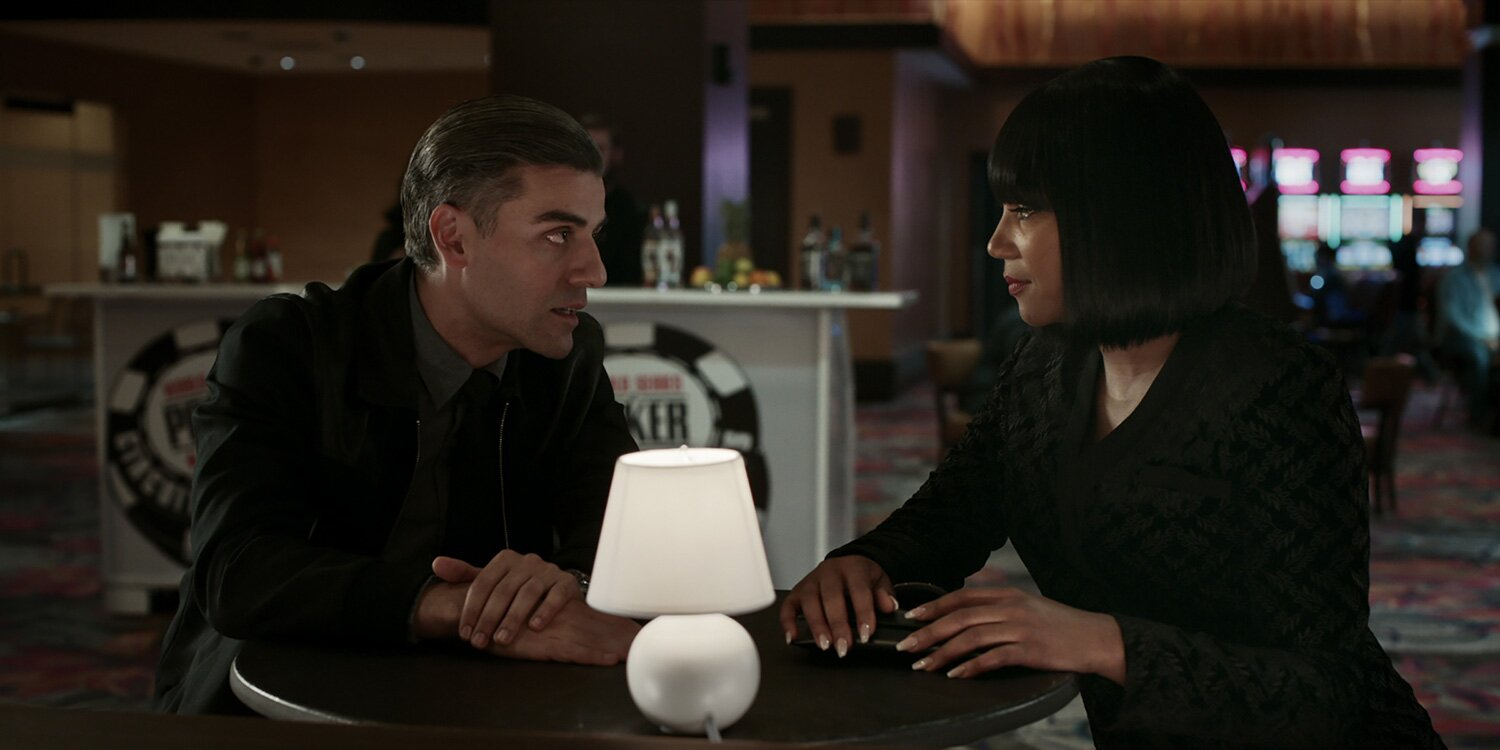 Oscar Isaac, Tiffany Haddish Play the Long — and Steamy — Game in Trailer for The Card Counter.jpg