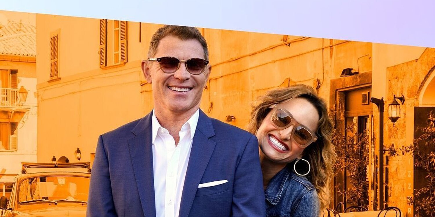 Bobby Flay and Giada De Laurentiis Star in New Travel Show Based in Italy
