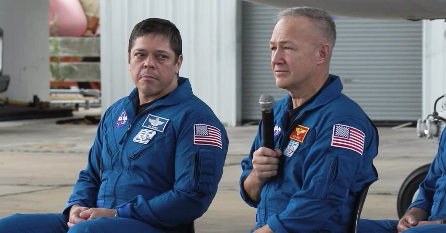 NASA Astronauts Say Splashing Down in Florida 'Was A Great Relief' After Historic SpaceX Mission