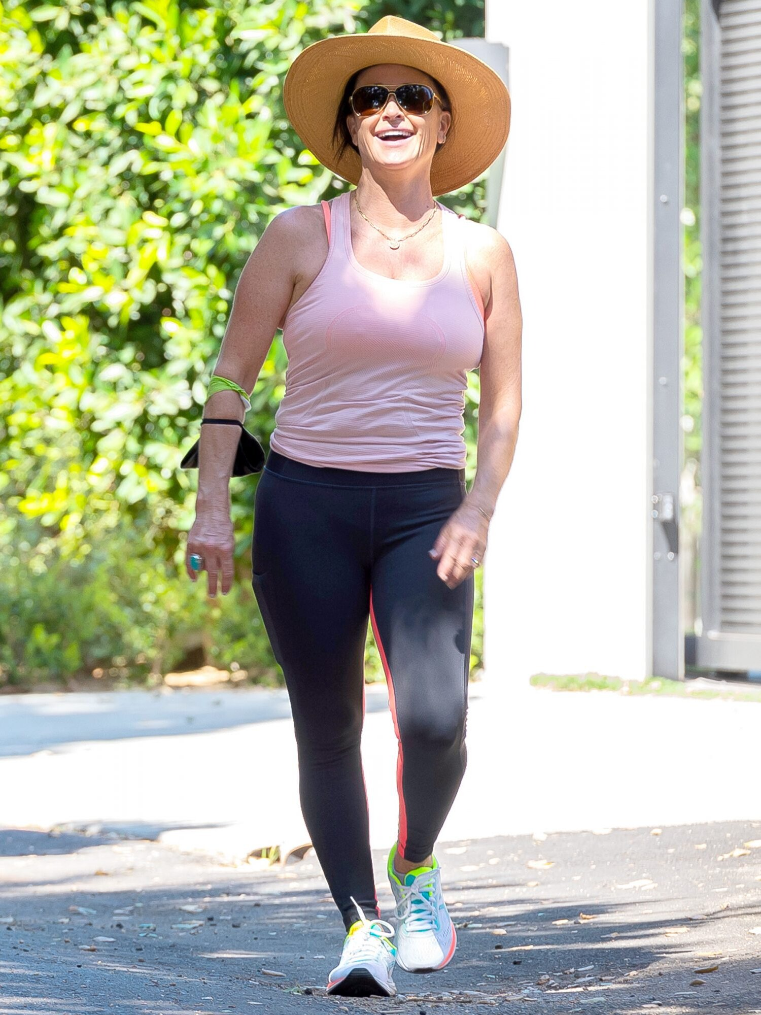Katharine Mcphee David Foster Step Out In L A Plus Laura Dern Kristen Stewart And More People Com