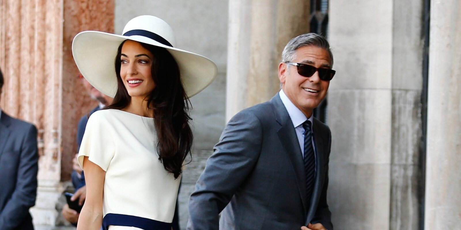 Amal Clooney Just Revealed Her Favorite George Clooney Rom-Com—and It's Not What You Would Expect
