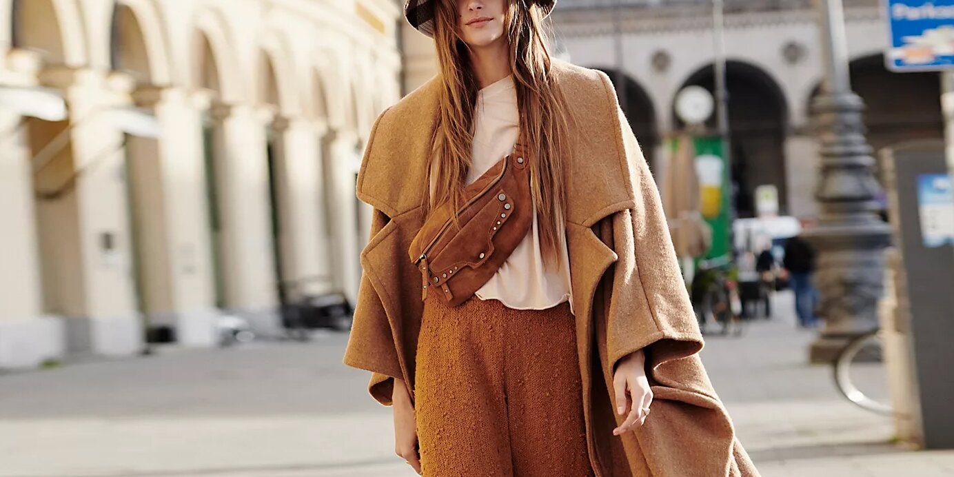 What Is Cocooning? Here's How to Wear 2021's Coziest Fashion Trend