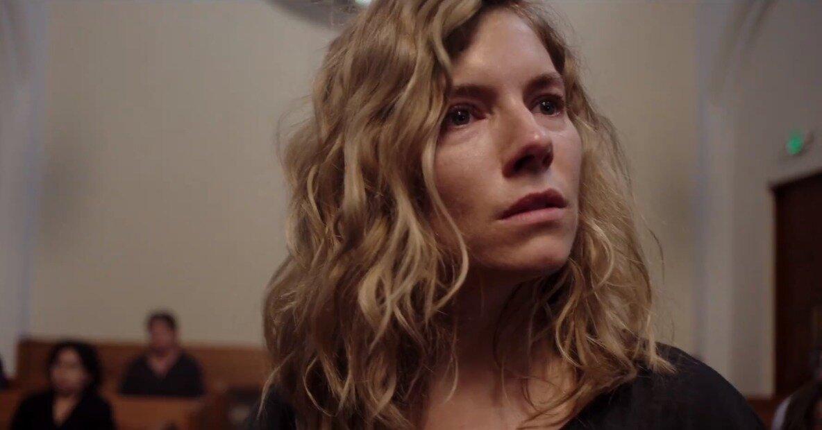 Sienna Miller confronts life and death in 'Wander Darkly' trailer