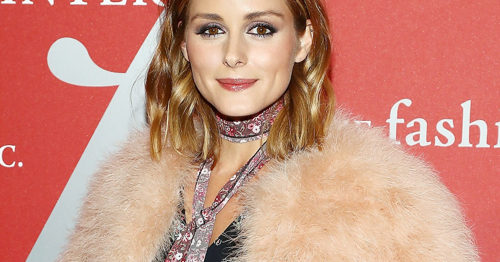 See Olivia Palermo S New Brown Hair Instyle