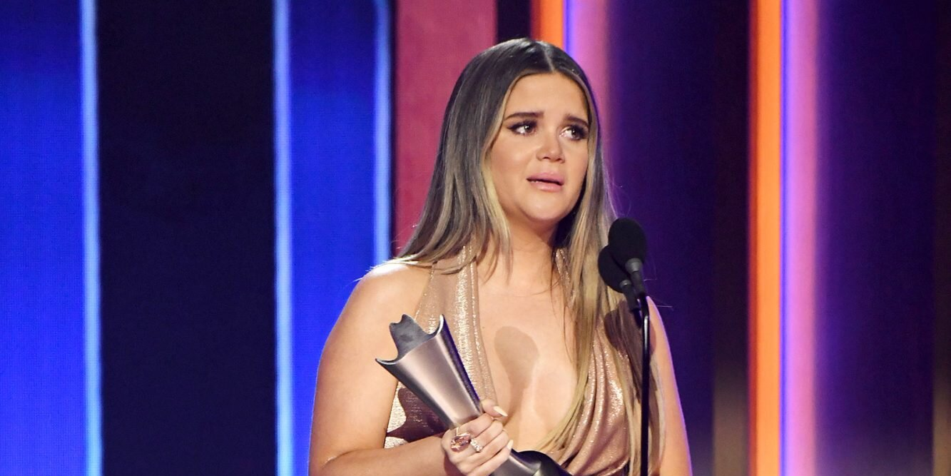 Maren Morris Wins ACM Award for Female Artist of the Year: Women 'Brought So Much Heat to the Game'