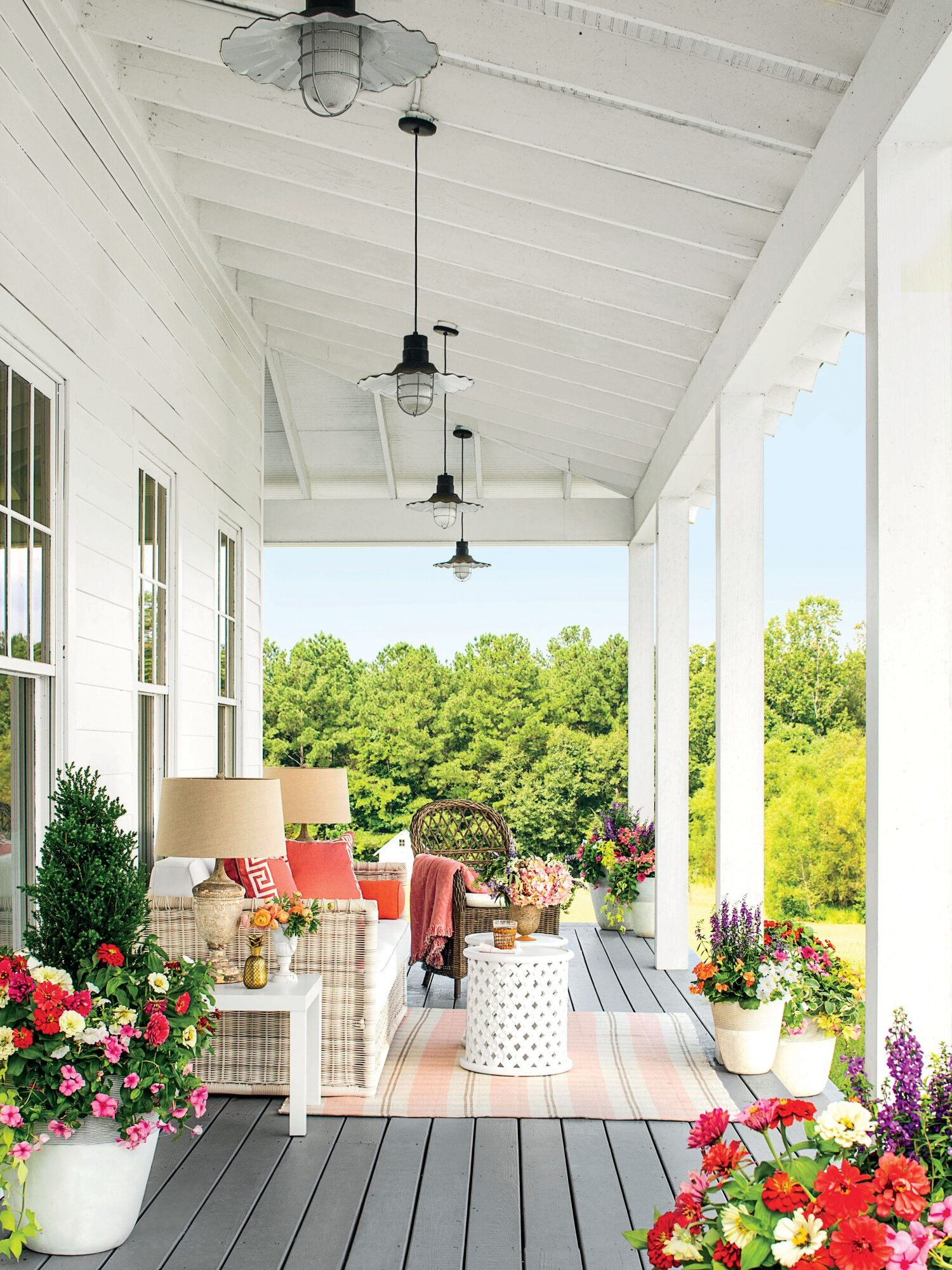 80 Porch And Patio Design Ideas You Ll