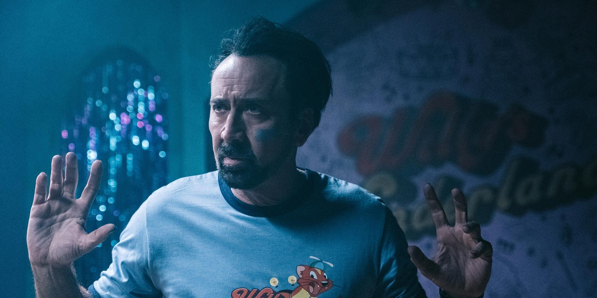 'Nic Cage is into reptiles...': The insane, behind-the-scenes story of 'Willy's Wonderland'