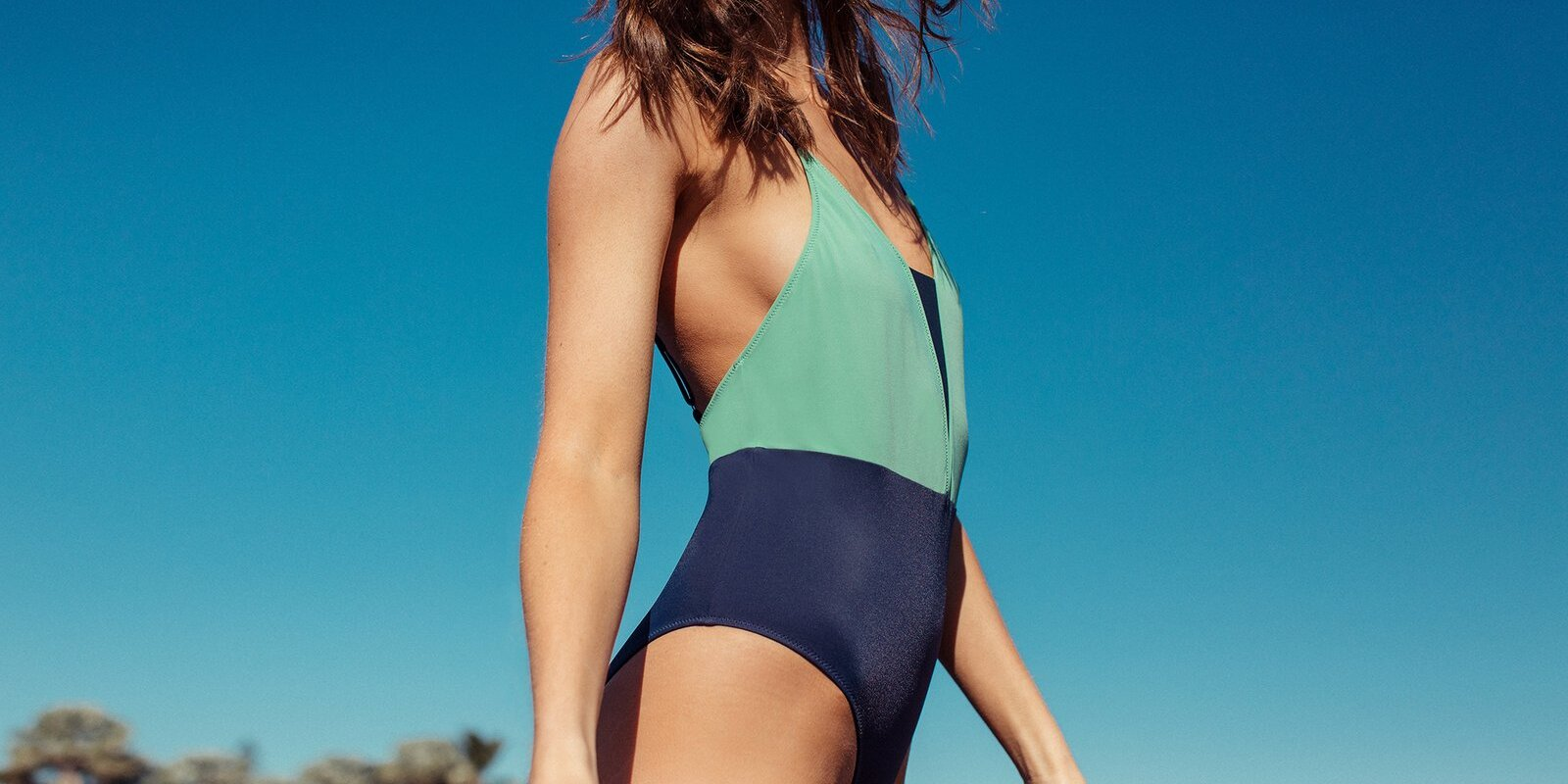 This New Swimsuit Line Is So Comfortable You Can Actually Work Out In It