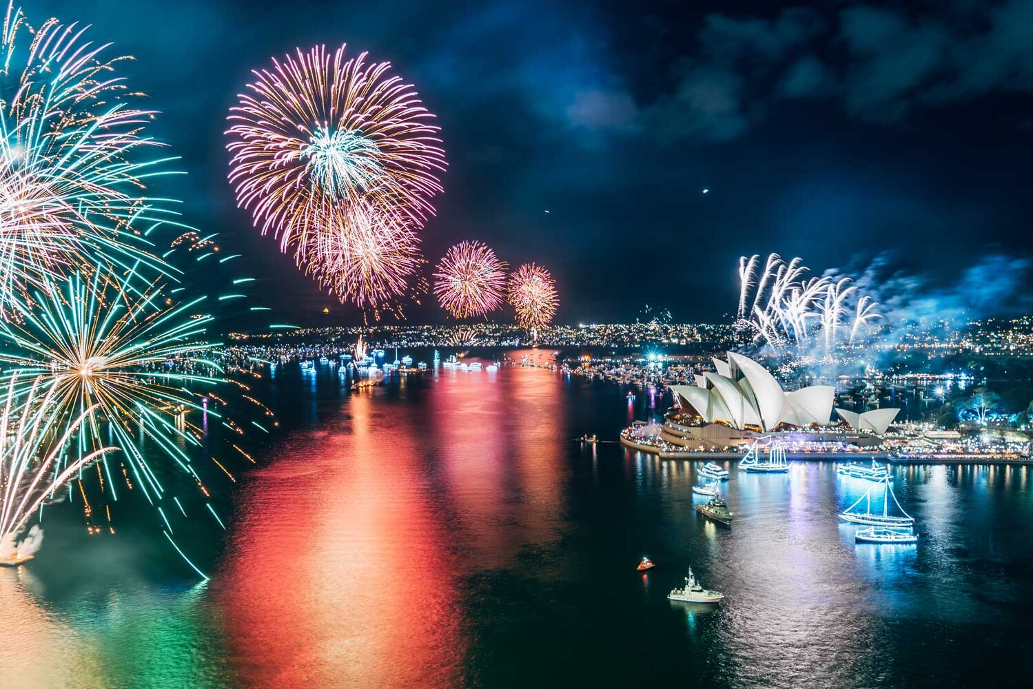 The Best Places To Spend New Year S Eve Travel Leisure