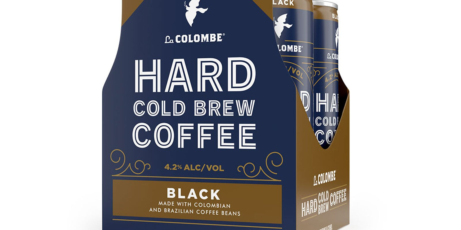 La Colombe and MillerCoors Join the Boozy Coffee Game with Hard Cold Brew