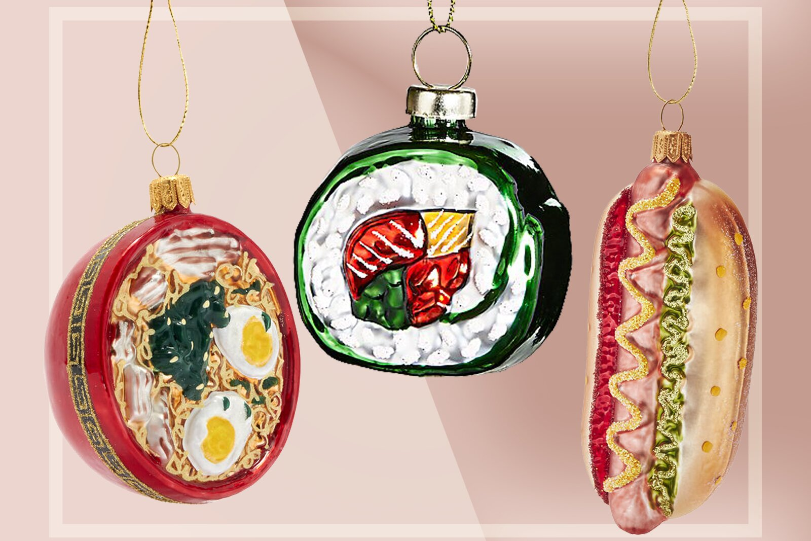13++ Christmas Ornaments