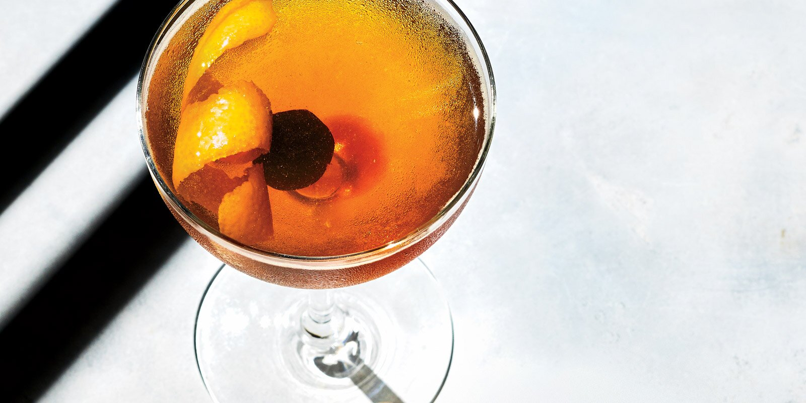 7 Rye Cocktails That Will Warm You Up This Fall