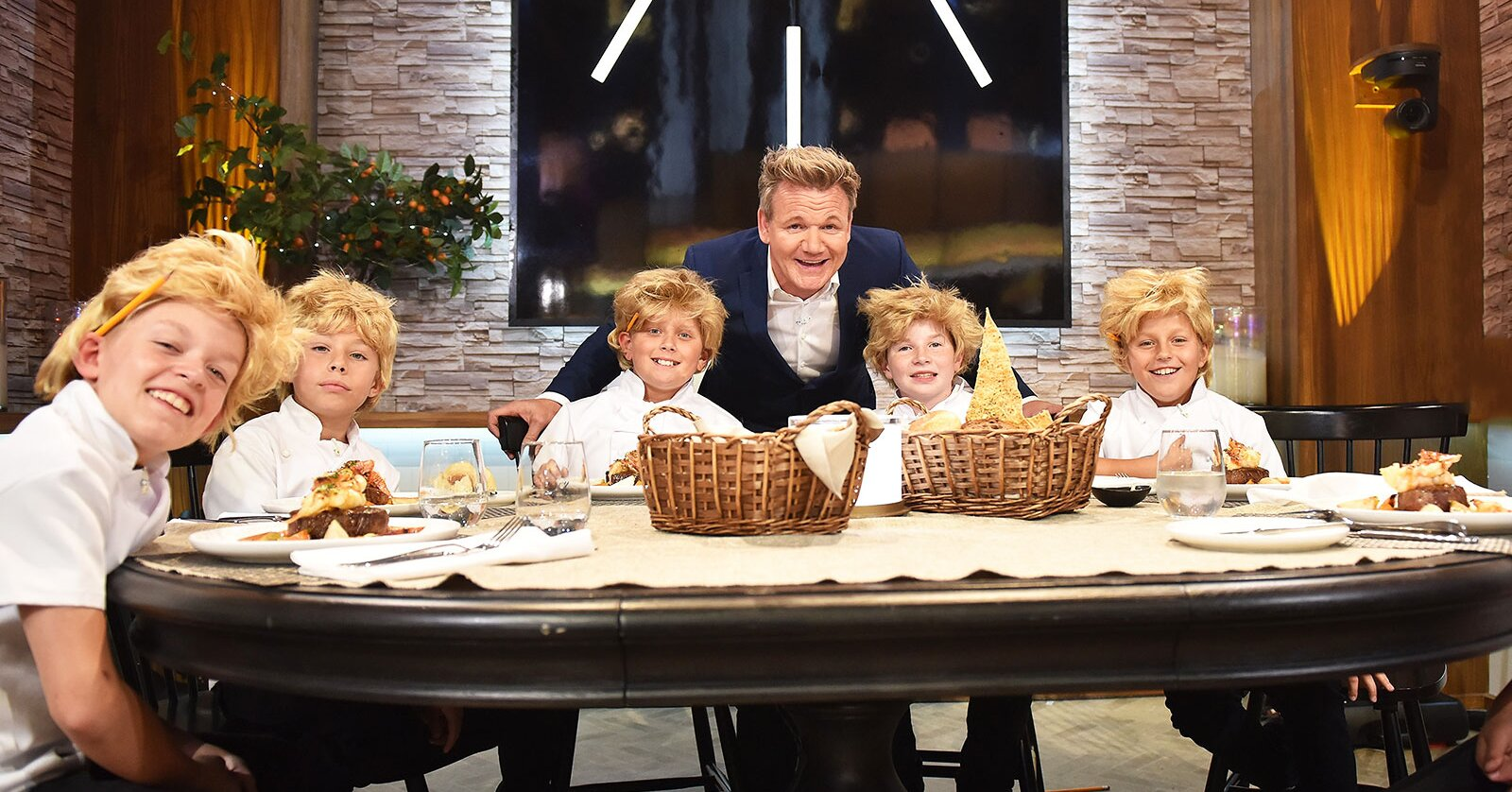 Little Gordon Ramsay is Hilarious