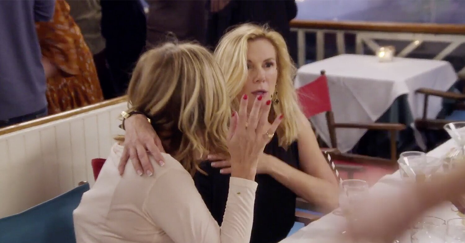 <em>The Real Housewives of New York City</em> recap: She threw a ravioli!