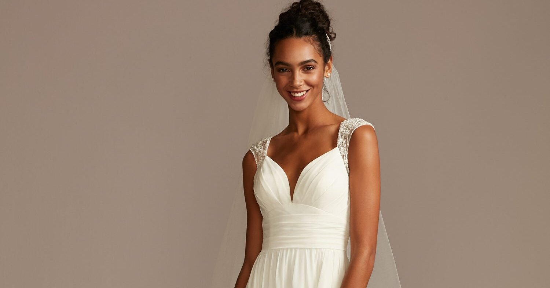 David's Bridal Fall 2020 Wedding Dress Collection