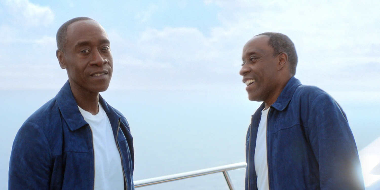 Don Cheadle calls out 'phony' celebrities in satirical Super Bowl ad – Entertainment Weekly