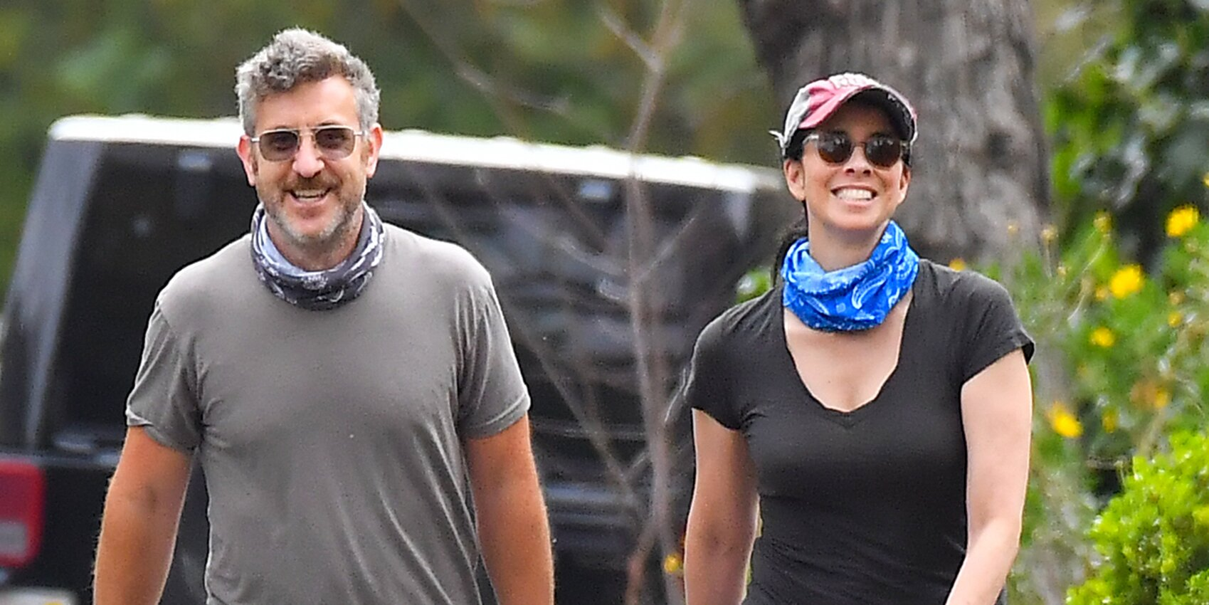 Sarah Silverman and Boyfriend Rory Albanese are Spotted in L.A., Plus Pierce Brosnan, Megan Fox and More