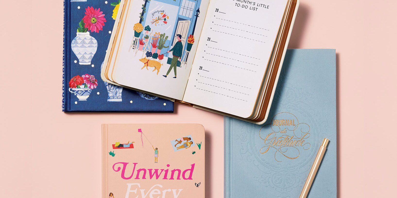 Journaling can be made fun too!