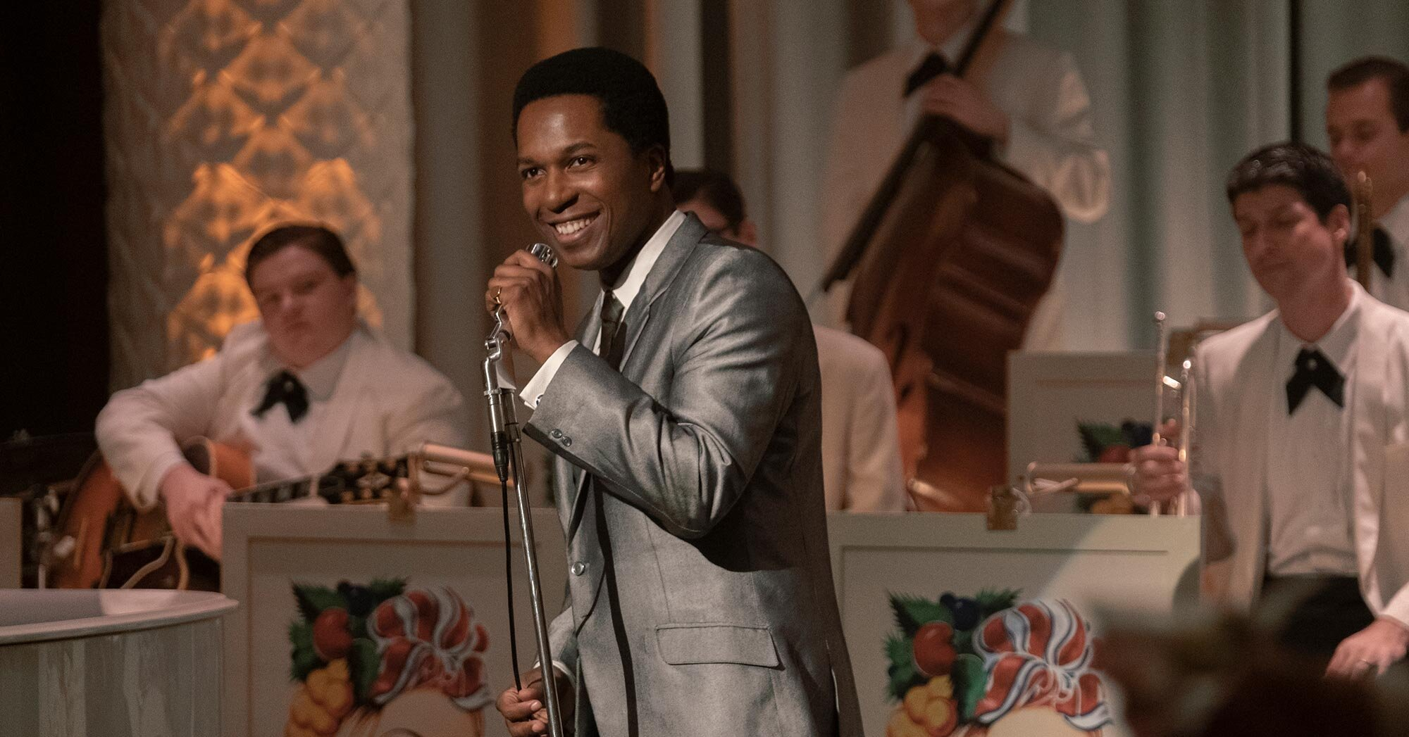 Why Leslie Odom Jr. was hesitant to play Sam Cooke in 'One Night in Miami'