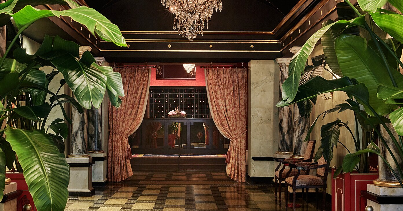 Pin Parasol Distance Maison the best hotels in new orleans | southern living